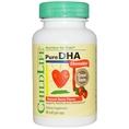 ขนมเคี้ยว DHA สำหรับเด็ก ChildLife  รส Berry ธรรมชาติจำนวน 90 เม็ด