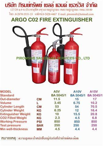ขายถังดับเพลิง เติมน้ำยาเคมี รูปที่ 1