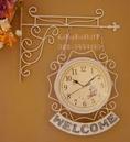 ขาย ของแต่งบ้านสไตล์วินเทจ อิงลิชคันทรี่  นาฬิกาคลาสสิค  นาฬิกาติดผนังสไตล์วินเทจ กรอบรูป ปฏิทินสวยๆ