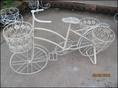 กรงนก จักรยานเหล็กดัดแต่งบ้านแต่งสวนสไตล์วินเทจ