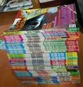 ขายเหมานิตยสาร GameMag ทั้งหมด 77 เล่มค่ะ