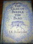 THE TALES OF BEEDLE THE BARD ภาษาอังกฤษ ปกแข็ง