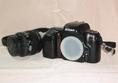 กล้อง Nikon+lens