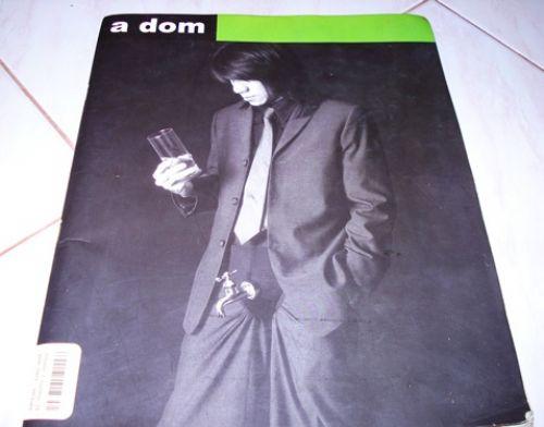 ขายหนังสือ a dom (aday เล่มที่ 34) อะดม เล่ม 2 โน้ตอุดม แต้พานิช หายากสภาพดี รูปที่ 1