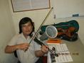 รับสอนเล่นเครื่องดนตรี Violin