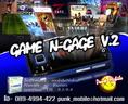 NOKIA GAME N-GAGE(3D)V.2(29 เกมส์/ตัวเต็ม)N81,N82,N97,N85,5800/วิธีติดตั้งเกมส์+โปรแกรมHACKเกมส์+GAME N-GAGE QD 76 GAME