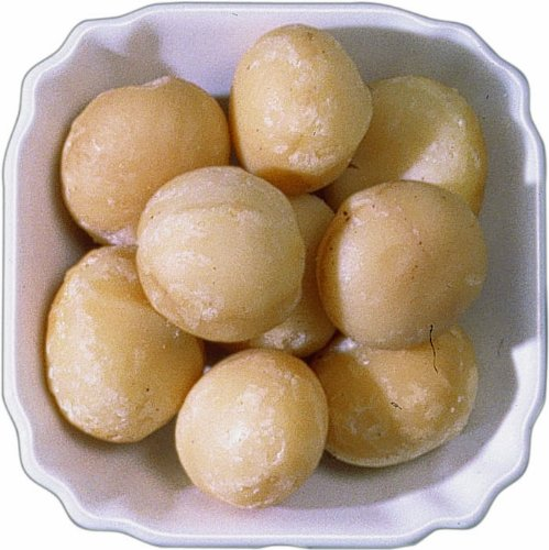 Whole Macadamia Nuts - 4 lb รูปที่ 1