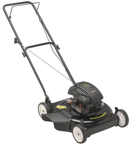Poulan PO500N22S 22-Inch Side Discharge Push Mower with 4.75 HP Briggs & Stratton Engine รูปที่ 1