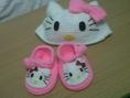 ตุ๊กตาถักไหมพรมสไตล์ญี่ปุ่นหลากหลายแบบ   มีรองเท้าและหมวกของเด็กอ่อนราคาไม่แพงค่ะ