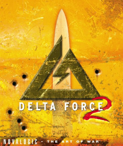Delta Force 2 Game Shooter [Pc CD-ROM] รูปที่ 1
