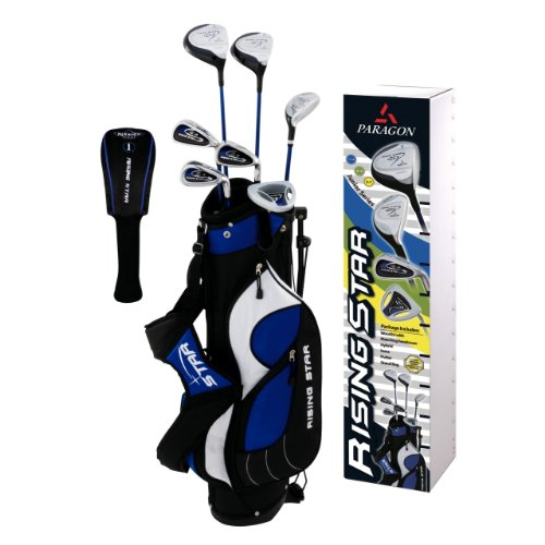 Paragon Rising Star Junior/Kids Golf Club Package Set 2010 Ages 11-13 Deluxe Configuration ( Paragon Golf ) รูปที่ 1