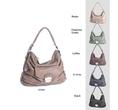 Designer Inspired Sarah Hobo/Handbag - Colors Available ( Nvie Designs Hobo bag  )