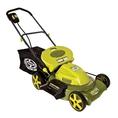 Sun Joe MJ409C 20-Inch Three-In-One Cordless Self Propelled Lawn Mower