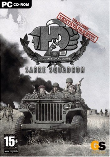 Hidden & Dangerous 2: Sabre Expansion Pack (Jewel Case) Game Shooter [Pc CD-ROM] รูปที่ 1