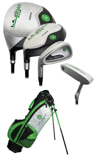 Dunlop La Jolla Golf- Junior Golf Set w/ Bag Ages 9-11 ( Dunlop Golf ) รูปที่ 1