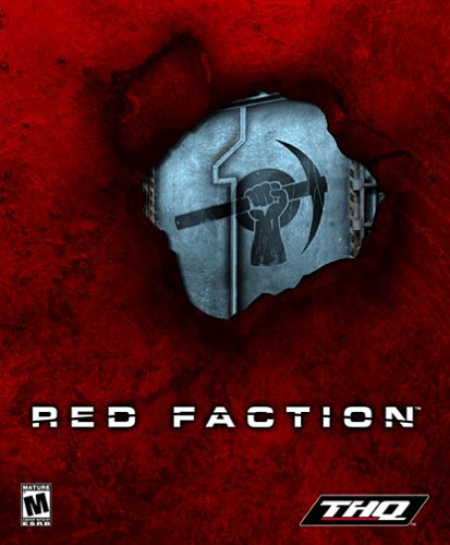 Red Faction Game Shooter [Pc CD-ROM] รูปที่ 1
