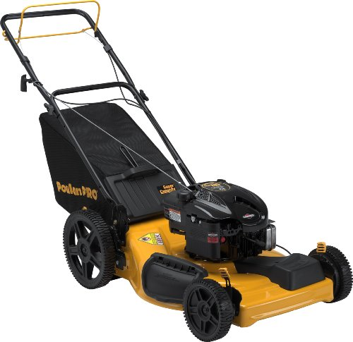 Poulan Pro PR625Y22RHP-CA 22-Inch Briggs and Stratton 625 Series Gas Powered 3-in-1 FWD Self Propelled Lawn Mower With High Rear Wheels CARB Compliant รูปที่ 1