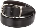 Tommy Hilfiger Mens Reversible Dress Belt (35% pu/33% bonded leather/32% vinyl belt )