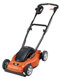 Black & Decker MM675 Lawn Hog 18-Inch 12 Amp Electric Mulching Mower, Flip-Handle