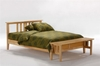 รูปย่อ Thyme Twin Platform Bed w/ Natural Finish (Oak bed) รูปที่6