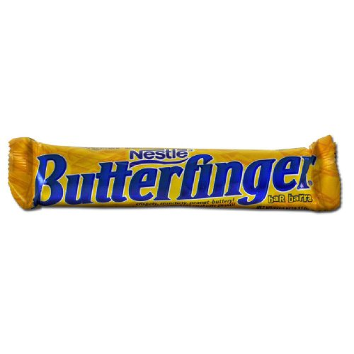 Butterfinger Chocolate Bar 2.1 oz ( Butterfinger Chocolate ) รูปที่ 1