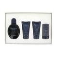 OBSESSION NIGHT for Men 4 Piece set: 4.0 oz Eau de Toilette Spray + 2.5 oz After Shave Balm + 2.5 oz All Over Body Wash + 2.6 oz Deodorant Stick By Calvin Klein ( Men's Fragance Set)