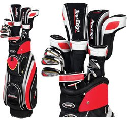 Tour Edge Lift-Off Full Set ( Tour Edge Golf ) รูปที่ 1