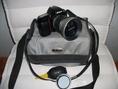 กล้องฟิมล์ NIKON F70 เก่าเก็บ