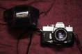 ขายกล้อง minolta SRT101 + เลนส์มือหมุน minolta 50 f1.7