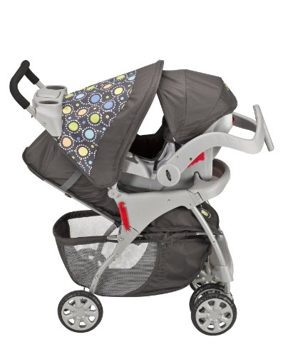 Great Price Evenflo Journey Travel System Atom Grey รูปที่ 1