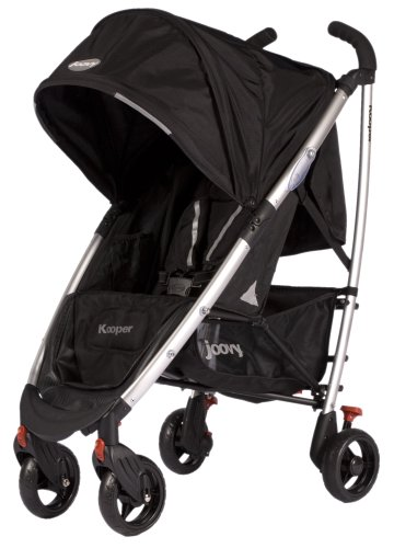 Best Buy Joovy Kooper Umbrella Stroller Black รูปที่ 1