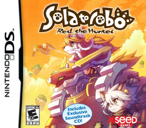 Discount Solatorobo Red the Hunter for Sale รูปที่ 1