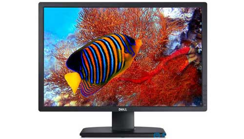 DELL LED U2412M ประกัน on-site 5 ปี รูปที่ 1