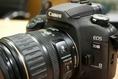 ขายทั้งชุด กล้องฟิล์ม Canon 30v + เลนส์ Canon EF 28-135 mm F3.5-5.6 IS