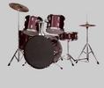 ขายกลองชุดยีห้อ DREAM ของใหม่ราคา 7,900บาท ( ขอบดำ) 025855718-0859972494 www.staccato-music.com