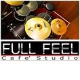 ห้องซ้อมดนตรี บันทึกเสียงเปิดใหม่ ย่านรังสิต Fullfeel Cafe' Studio