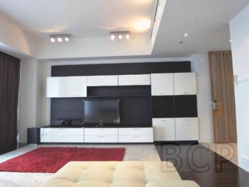 The Met: 3 BR + 3 Baths, 197 Sq.m, 45th fl for Rent รูปที่ 1