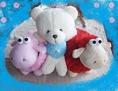 ด่วน!ตุ๊กตาแกะตาโปน น่ารักมากๆ โปรโมชั่น ชื้อ 2 ตัว แถมฟรี น้องหมี สะดือจุ่น 1 ตัว(มีจำนวนจำกัด)