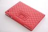 รูปย่อ iPad Slim Jacket Leather case เคสไอแพด2 แบบหนังปักลายสวยหรู รูปที่2