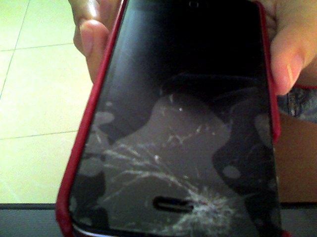 iPhone 4/16GB/สายชาร์จ/หูฟัง/แถมเคส รูปที่ 1