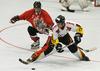 รูปย่อ **ขาย ถุงมือโรลเลอร์ / ไอซ์ฮ็อกกี้ รุ่น Franklin NHL SX PRO HG** ใหม่ รูปที่4