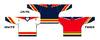 รูปย่อ **ขาย ถุงมือโรลเลอร์ / ไอซ์ฮ็อกกี้ รุ่น Franklin NHL SX PRO HG** ใหม่ รูปที่5