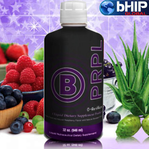 B-PRPL or PURPLE Vitality  รูปที่ 1