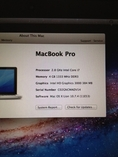 ขาย MacBook Pro 13