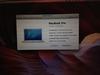 """รูปย่อ ขาย MacBook pro 15"""" C2D 2.4 GHz,4 GB DDR2,160GB 7200rpm SATA,Nvidia 8600M GT 256MB รูปที่2"""