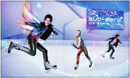 ขาย บัตรเล่น Ice Skate ที่ Sub-Zero 40 บ. จากราคา 170 บ. เล่นได้ทุกที่่ รูปที่ 1