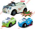 รถแบตเตอรี่ Mini Cooper สีทูโทน ฟังก์ชั่นครบ ราคาพิเศษ