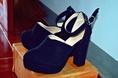 (((((ขาย รองเท้าส้นสูงแฟชั่นมาใหม่ล่าสุด size38)))))