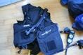 ขายอุปกรณ์ดำน้ำ  BCD และ Regulator มือสองครบชุด  10000 บาท (9)