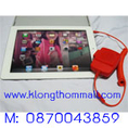 Tablet เกรด AAA สไลด์ไว สัมผัสลื่น ต่างกันที่กล้อง ไม่ต่างการใช้งาน พร้อมcase รับประกันสูงสุด